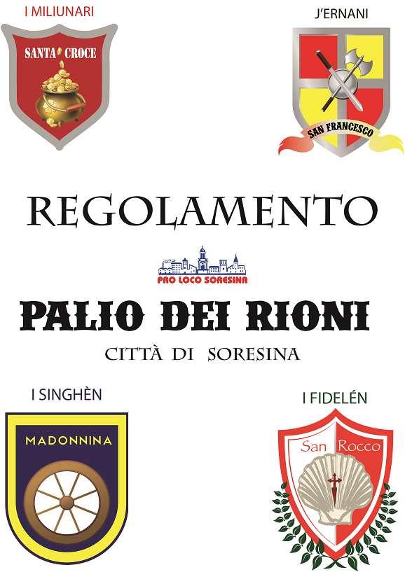 PALIO DEI RIONI SORESINA