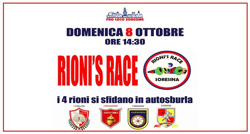 Rioni's Race 2017