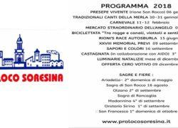 Programma 2018